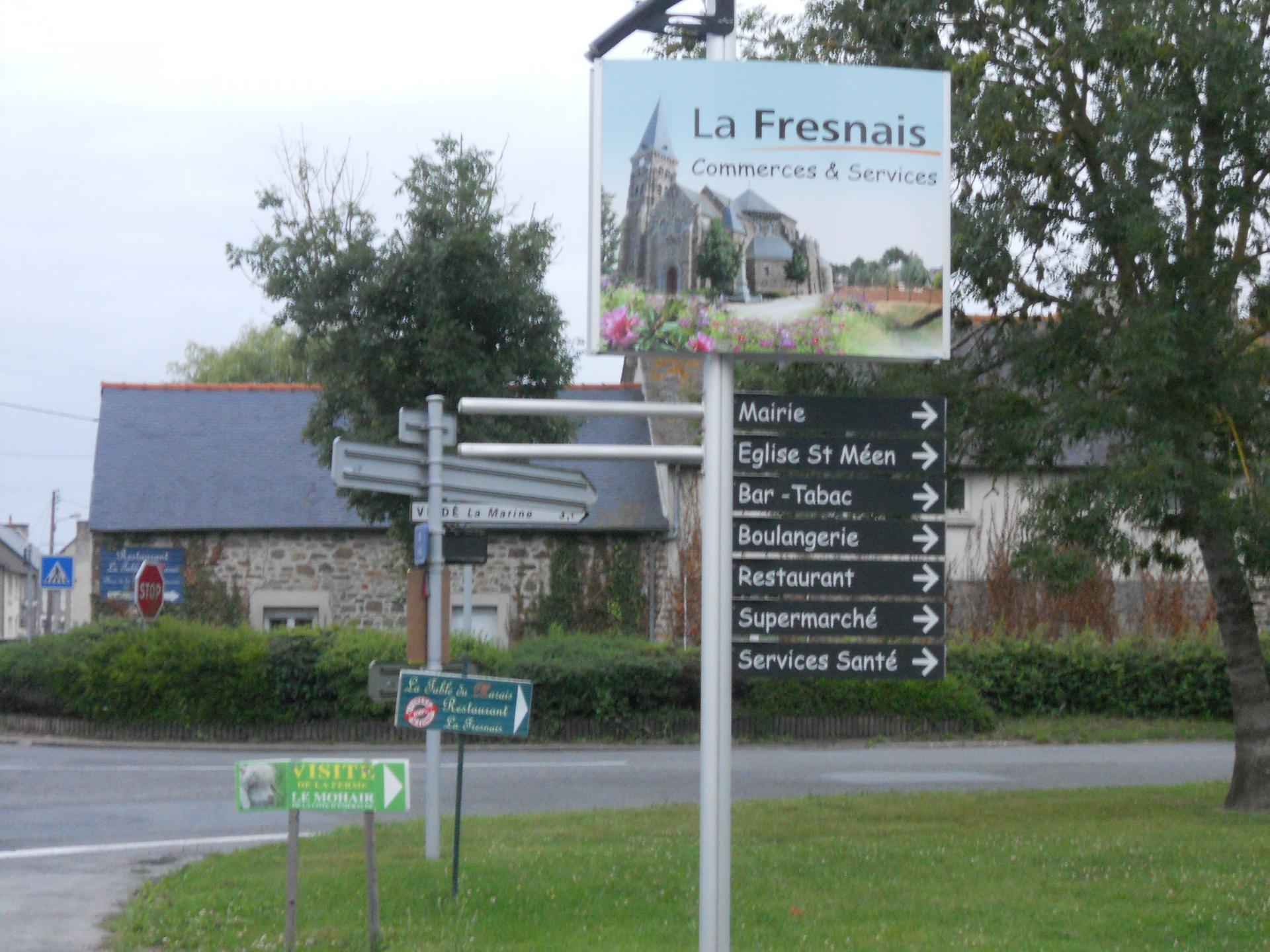 La Fresnais