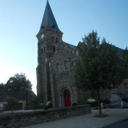 Eglise à La Fresnais